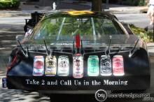 Oskar Blues Car 12