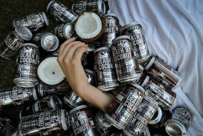 Oskar Blues Death By Coconut 2016