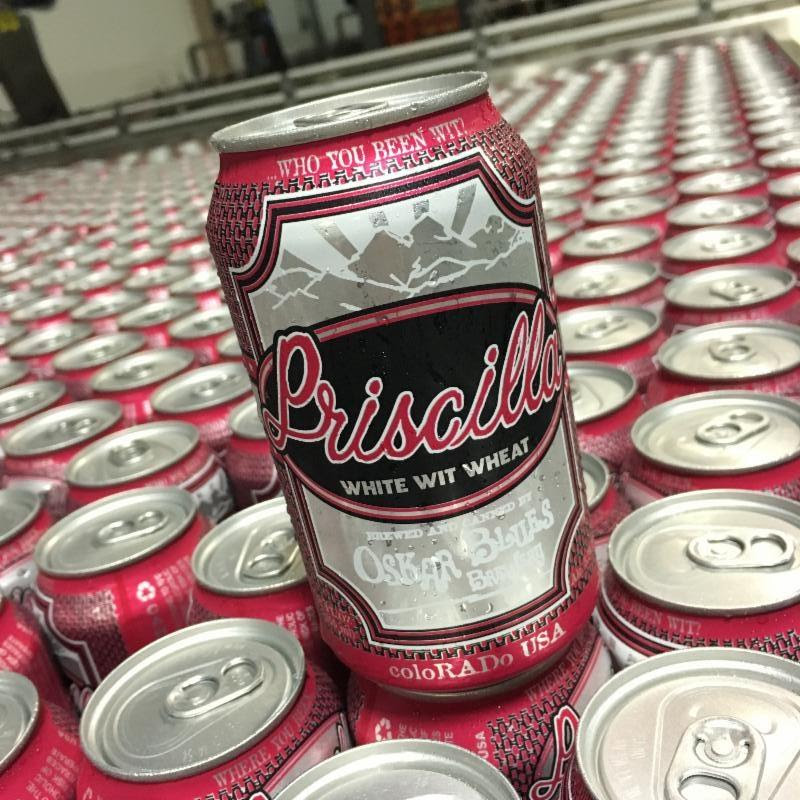 Oskar Blues Priscilla