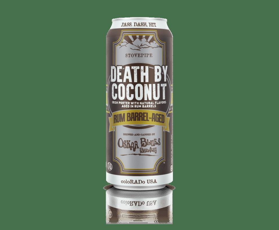 Oskar Blues Rum Barrel-Aged Death By Coconut