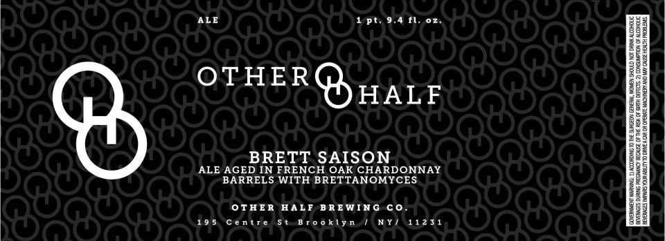 Other Half Brewing Brett Saison