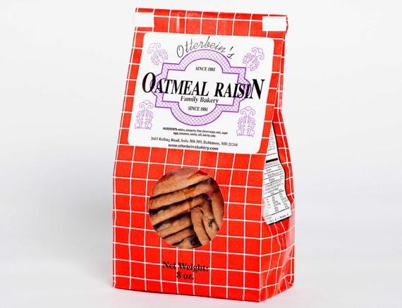 Otterbeins Oatmeal Raisin