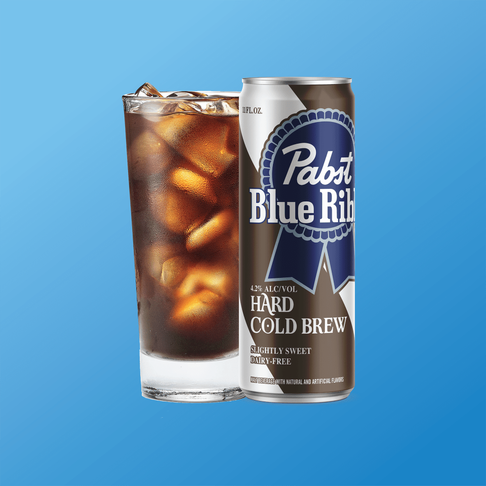 PBR Hard Cold Brew