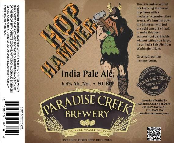 Paradise Creek Hop Hammer