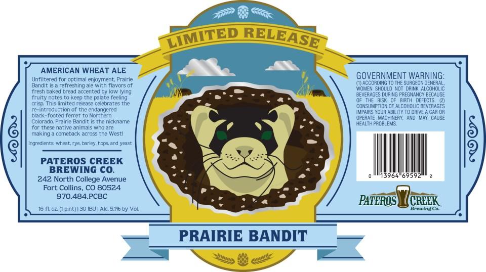 Pateros Creek Prairie Bandit