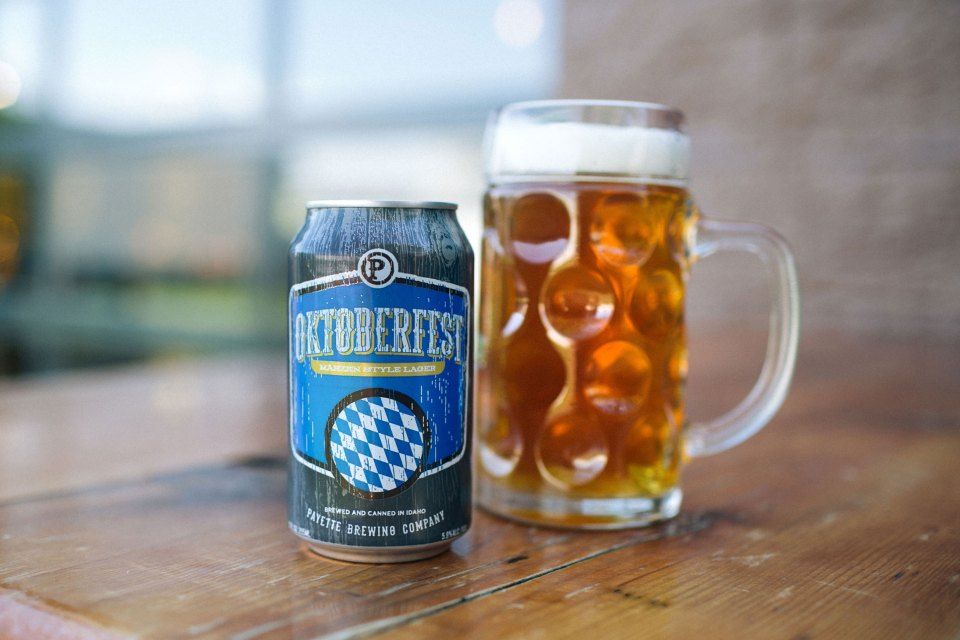 Payette Brewing Octoberfest