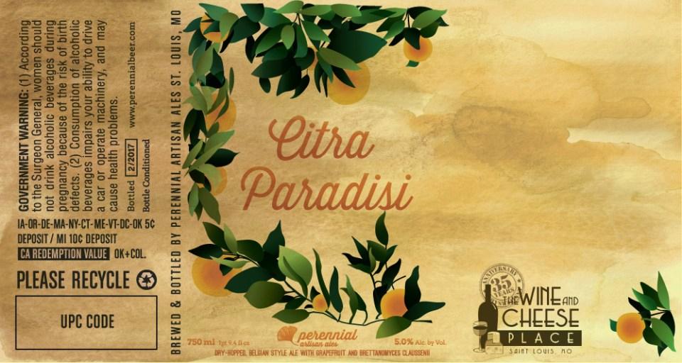 Perennial Citra Paradisi