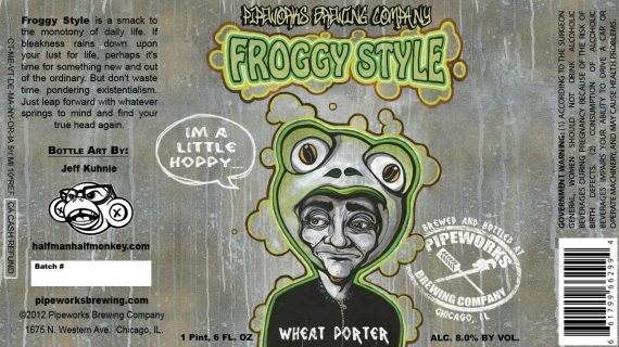 pipeworks froggy style beer street journal