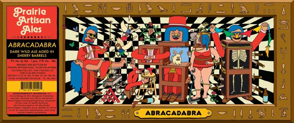 Prairie Artisan Ales Abracadabra