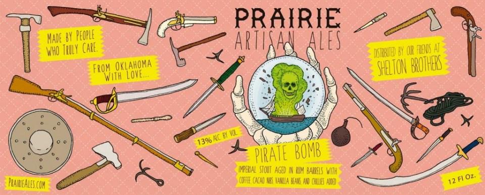 Prairie Pirate Bomb