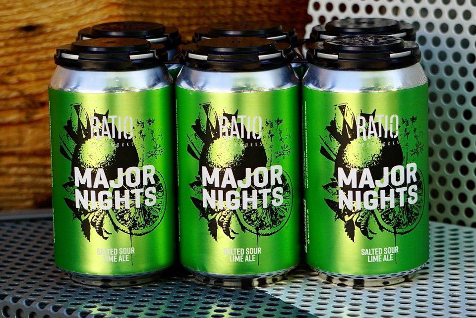 Ratio Major Nights Gose