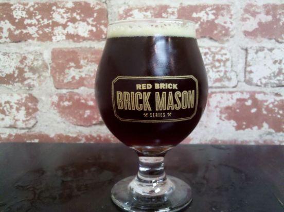 Red Brick Brick Mason Glass