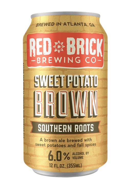 Red Brick Sweet Potato Brown Ale