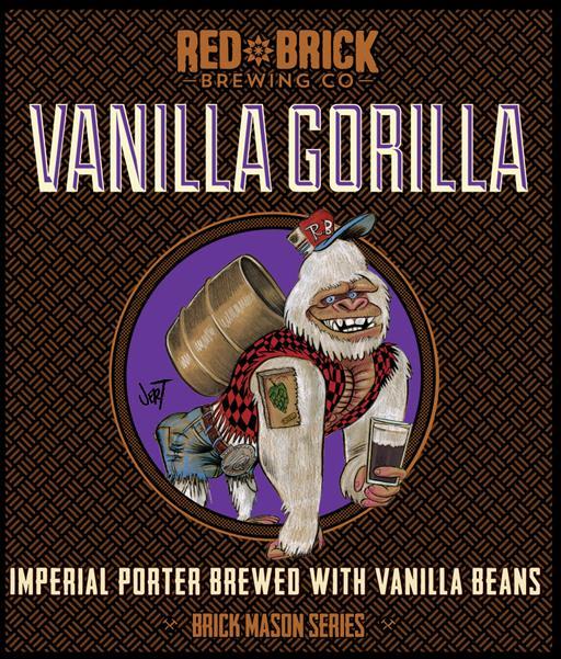 Red Brick Vanilla Gorilla
