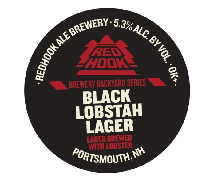 Redhook Black Lobstah Lager