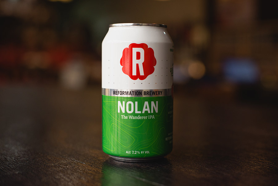 Reformation Brewery Nolan The Wander