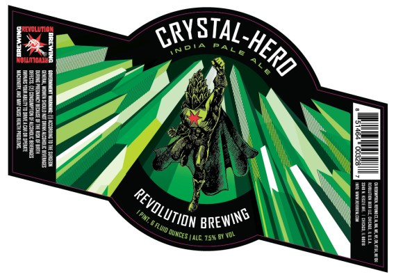 Revolution Brewing Crystal Hero