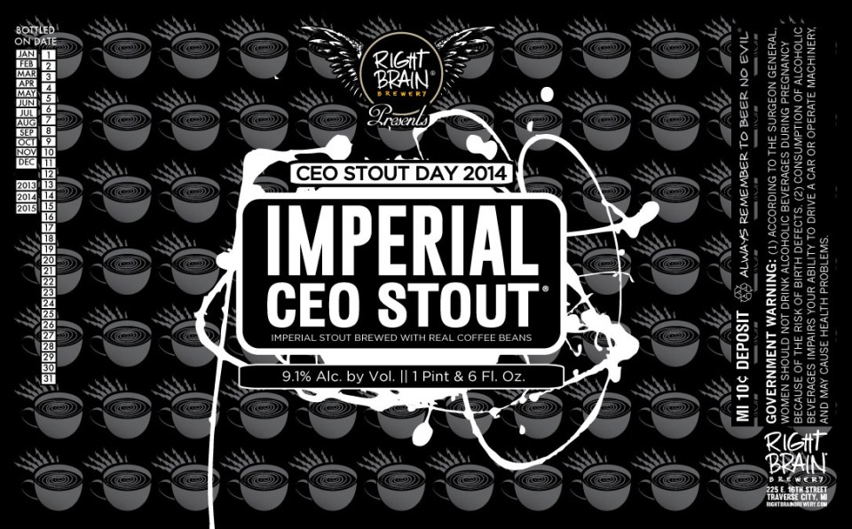 Right Brain Imperial CEO Stout