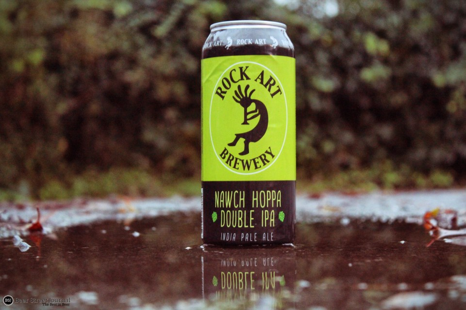 Rock Art Nawch Hoppa Double IPA