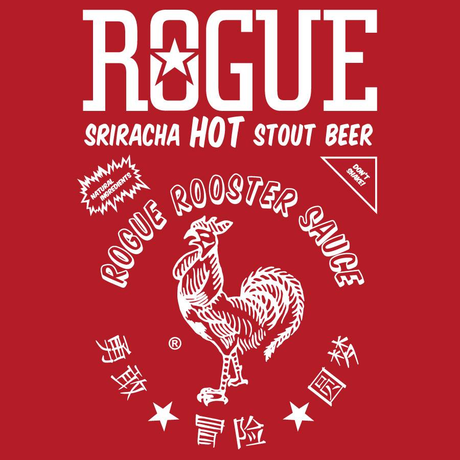Rogue Sriracha Hot Stout Beer