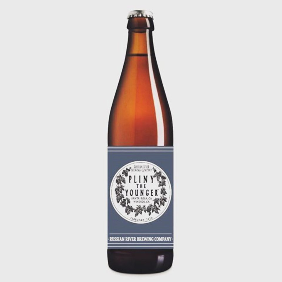 Russian River Pliny the Younger Bottles