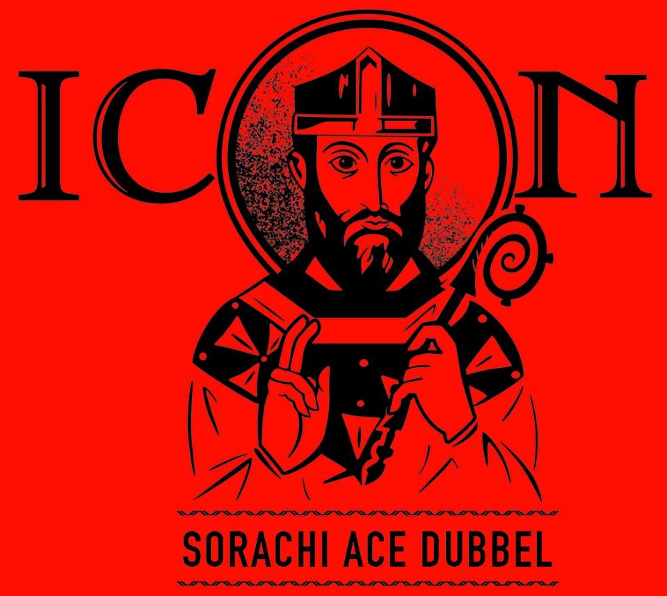 Saint Arnold Icon Red Sorachi Ace Dubbel