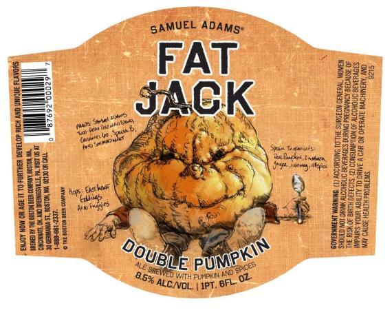 Sam Adams Fat Jack