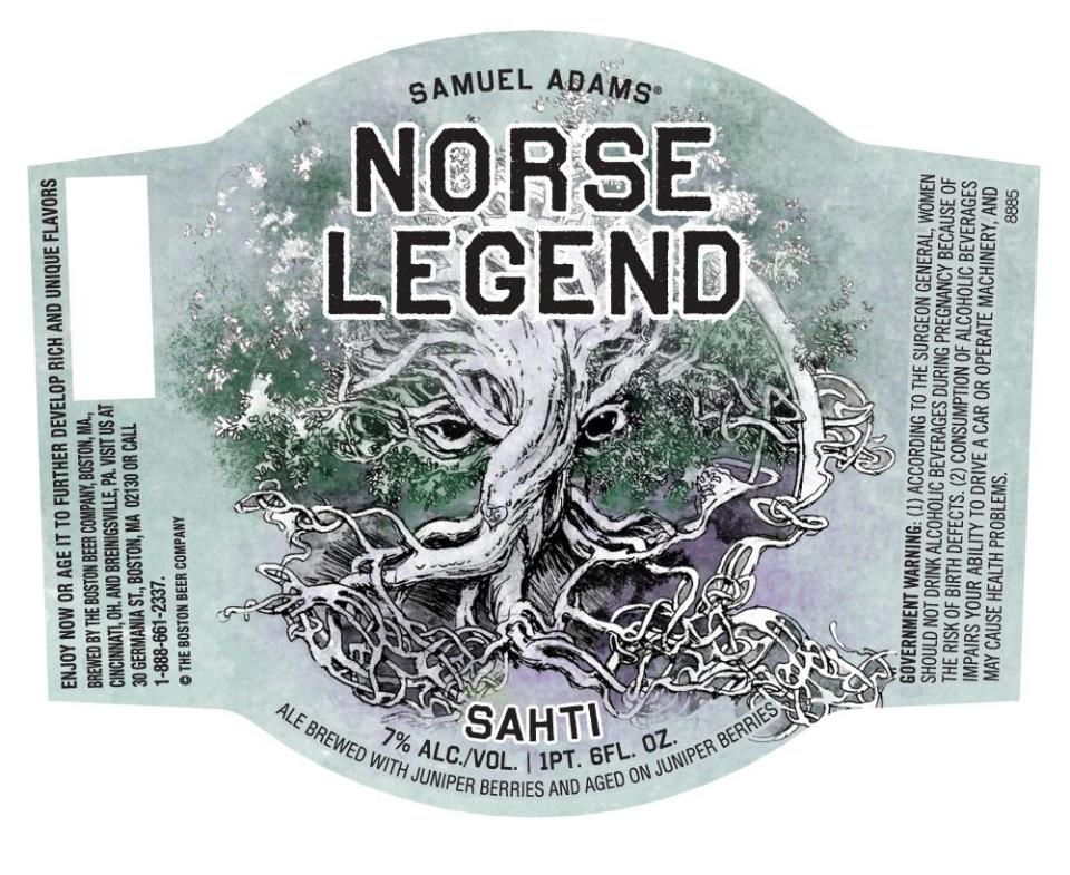 Sam Adams Norse Legend