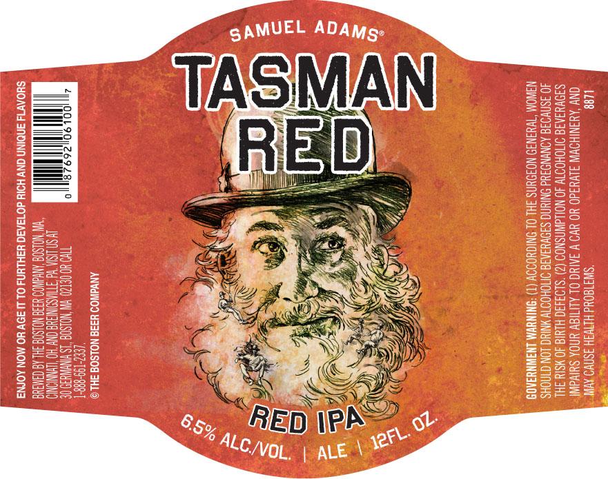 Samuel Adams Tasman Red 12oz