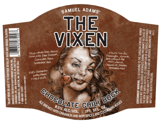 Sam Adams The Vixen