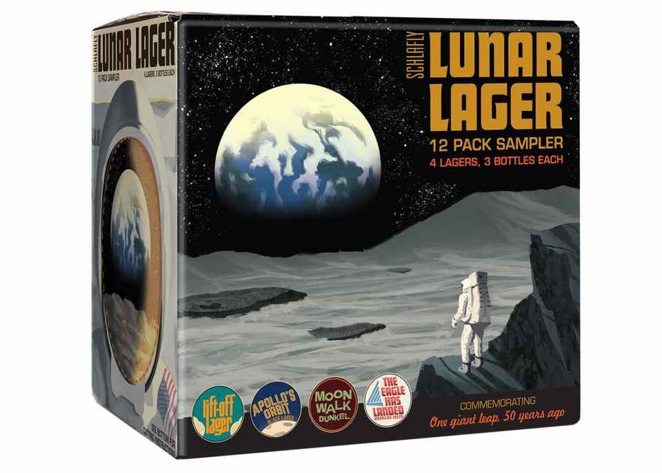 Schlafly Lunar Lager Variety