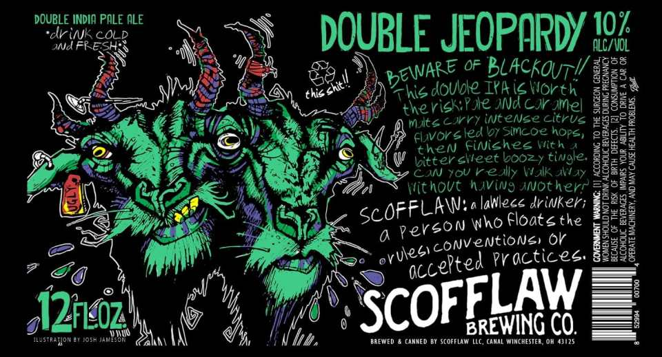 Scofflaw Double Basement IPA