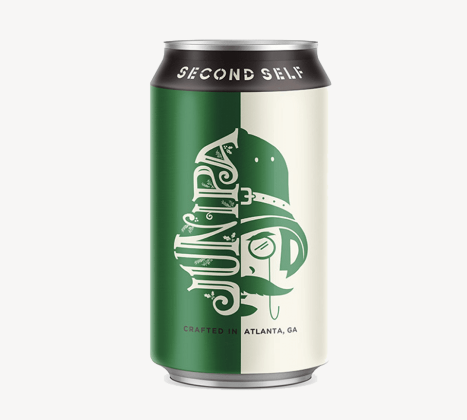 Second Self JunIPA cans