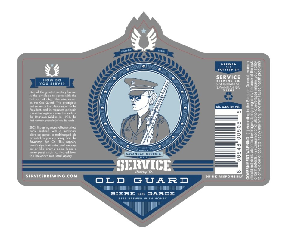 Service Brewing Old Guard