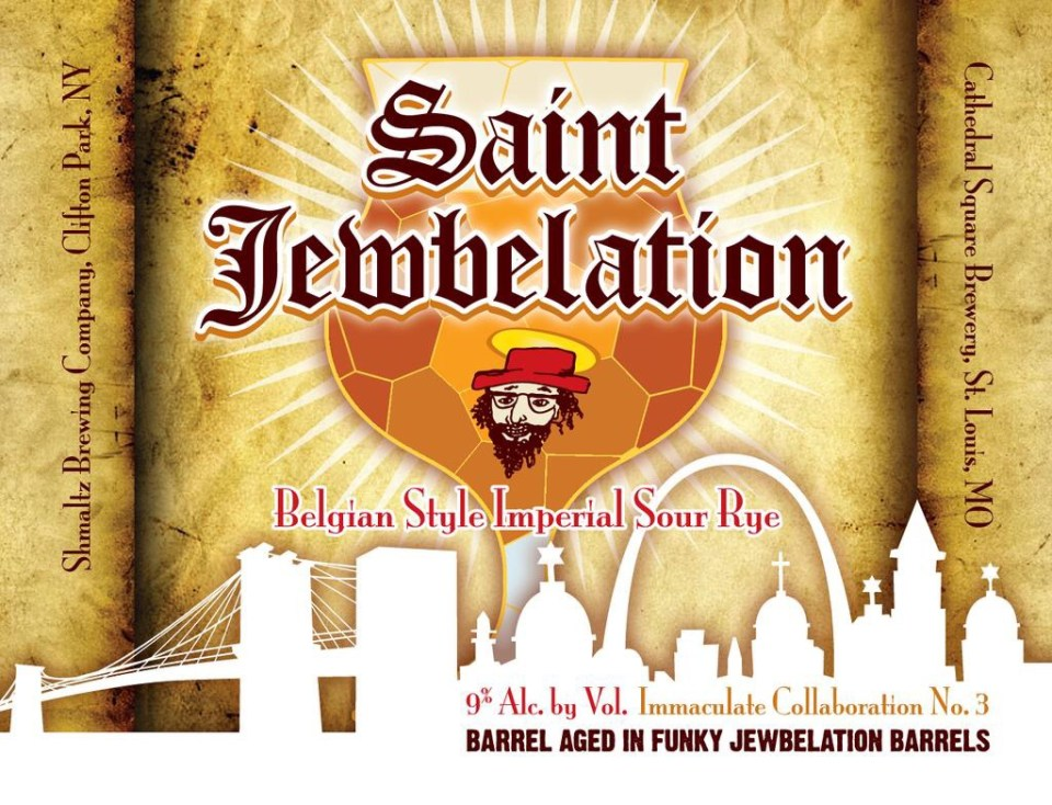 Shmaltz Saint Jewbelation