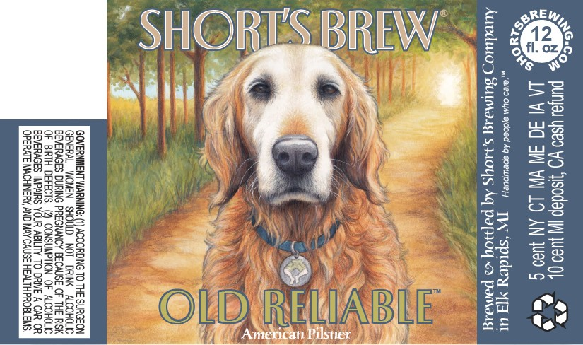 Short's Brew Old Reliable