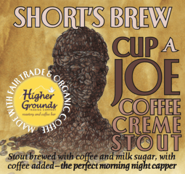 Short's brewing Cup Of Joe