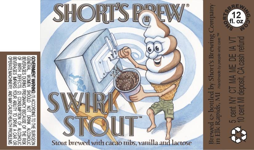 Short's Swirl Stout
