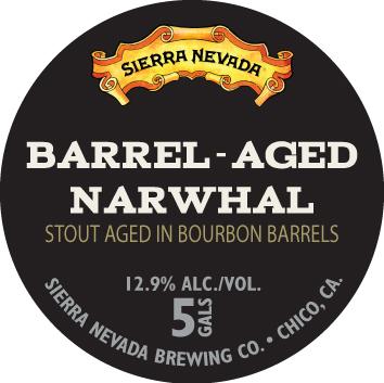 Sierra Nevada Barrel Aged Narwhal