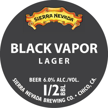 Sierra Nevada Black Vapor