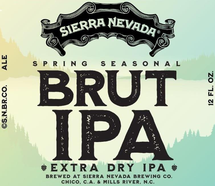 Sierra Nevada Brut IPA