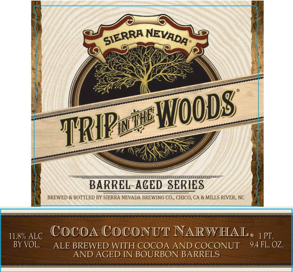 Sierra Nevada Cocoa Coconut Narwhal