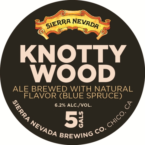 Sierra Nevada Knotty Wood