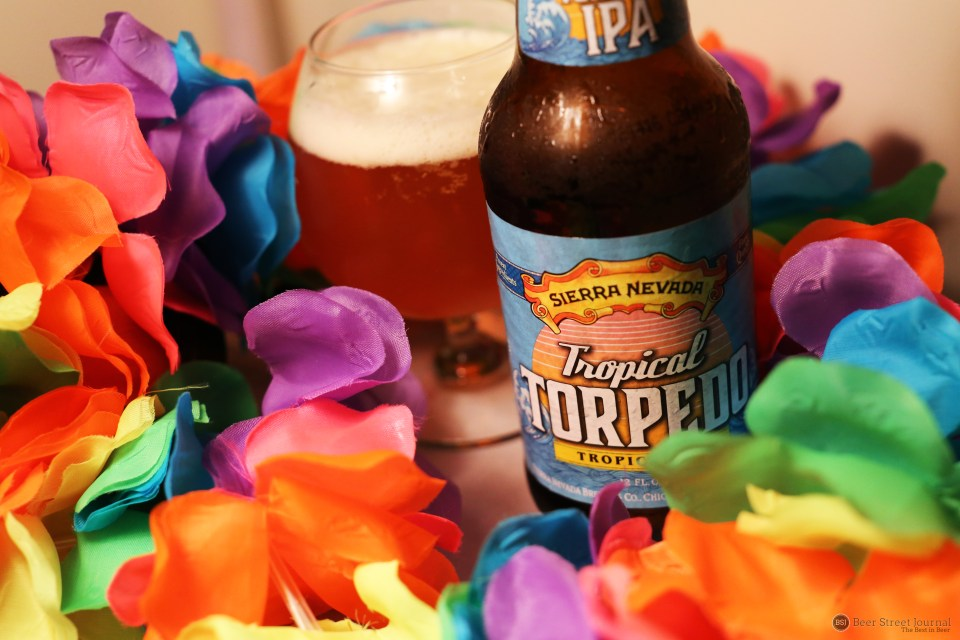 Sierra Nevada Tropical Torpedo bottle