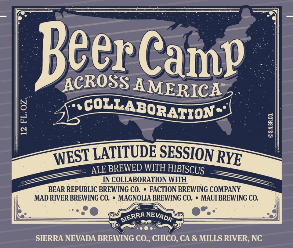 Sierra Nevada West Latitude Session Rye