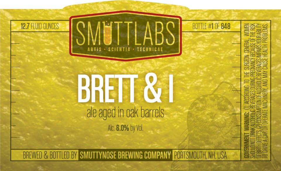 Smuttlabs Brett & I