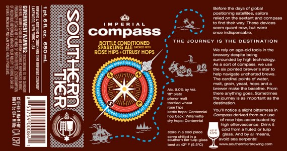 Southern Tier Imperial Compass