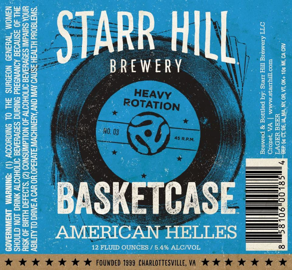 Starr Hill Basketcase