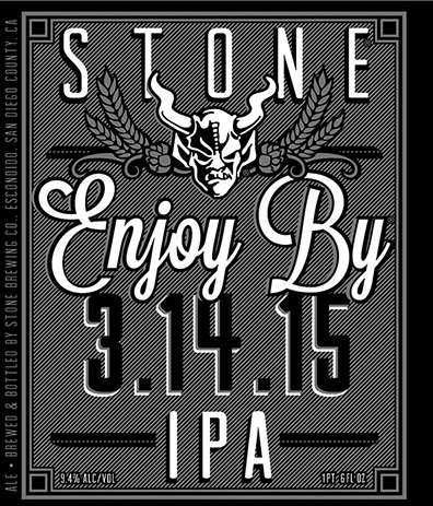 Stone Enjoy By 3.14.15