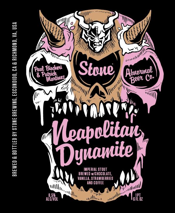Stone Neopolitan Dynamite